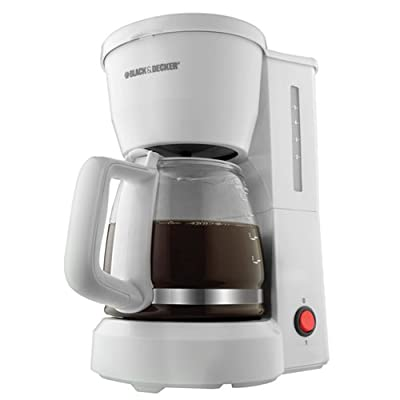 BLACK+DECKER CM0555B 5-Cup Coffeemaker
