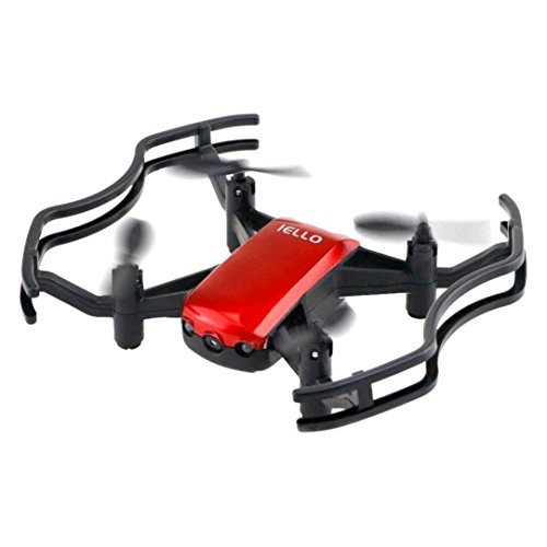 Mikkar Self-timer Drone New Trajectory Flying Craft Gravity Sensing 2MP WiFi FPV by Mikkar