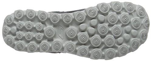 Skechers nbsp; uomo GO Skechers Sneaker Charcoal Grigio GO Walk 2 d0XgqXS