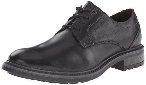 Josef Seibel Men's Oscar 05 Oxford, Black, 46 BR/12 M US