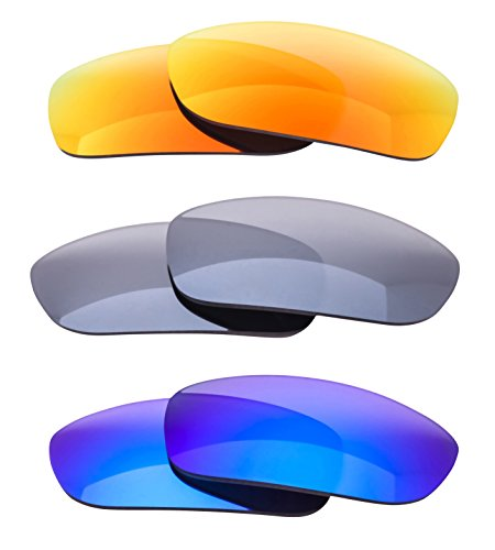 cd4c6c95c3d LenzFlip Polarized Replacement Lenses for Oakley FIVES SQUARED - Multiple  Options