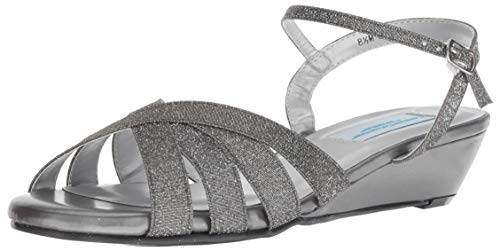 Dyeables Women's Emma, Pewter, 11 W US (Dyeable Shoes Size 11)