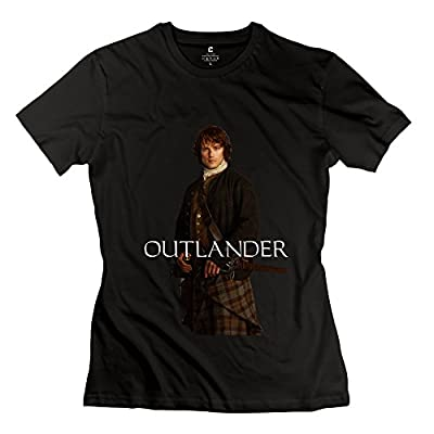 ZHENGMAO Women's Outlander Cast T-shirt