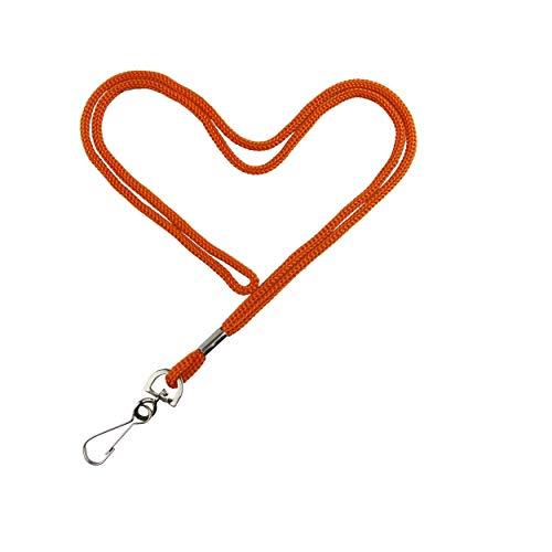 Orange Hook (HOSL Economy Orange Lanyards Round 36