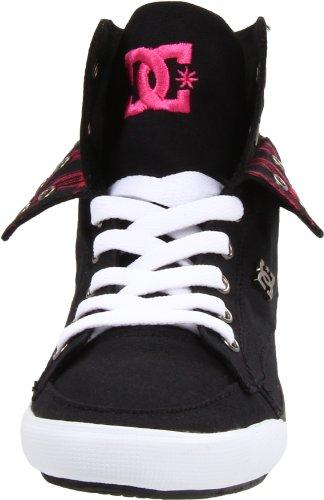 DC Shoes Zapatos de mujer zapatilla HI activos