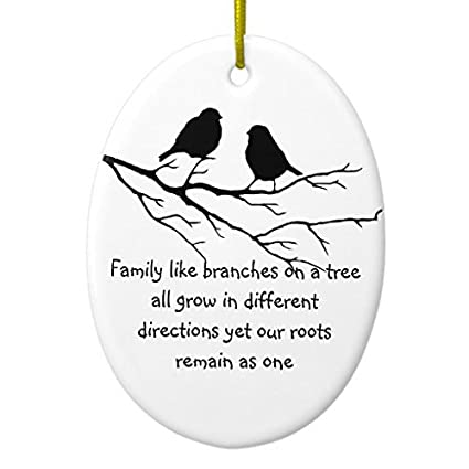 Amazon Com Christmas Crafts Family Like Branches On A Tree Saying