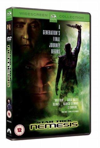Star Trek: Nemesis [DVD] [2003] by Patrick Stewart: Amazon ...