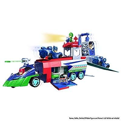 PJ Masks PJ Seeker: Toys & Games