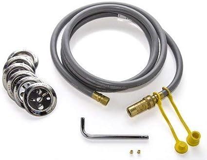 Char Broil 4584609a Natural Gas Conversion Kit Amazon Ca Patio Lawn Garden