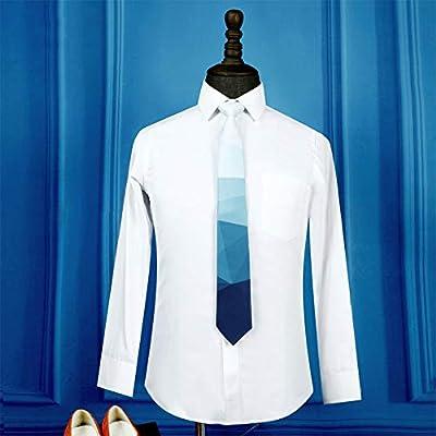 GuanBen Corbata de Hombre y Corbata de Lazo para Hombres ...