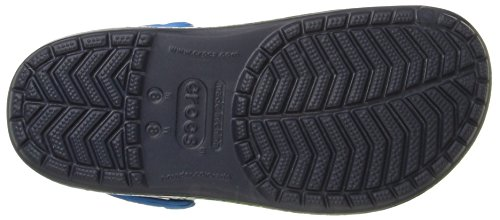 Crocs Unisex Crocband Tropical Iii Clog Mule Navy