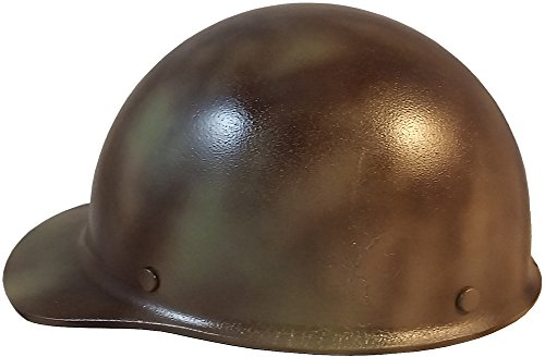 MSA Skullgard Cap Style Jumbo Size Hard Hat With Ratchet Suspension - Textured Camo by MSA (Image #2)