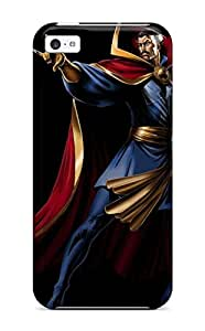 Pauline F. Martinez's Shop 2589307K21509655 Awesome Case Cover/iphone 5c Defender Case Cover(doctor Strange)