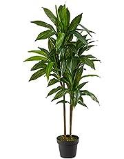 Nearly Natural 6585 Dracaena Decorative Silk Plant, 43-Inch, Green