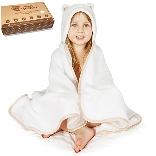 extra large baby bath towel - 2