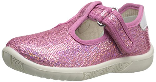 Naturino 7477 SS16 P Mary Jane T-Strap (Toddler/Little Kid), Rosa, 19 EU(4.5 M US Toddler)