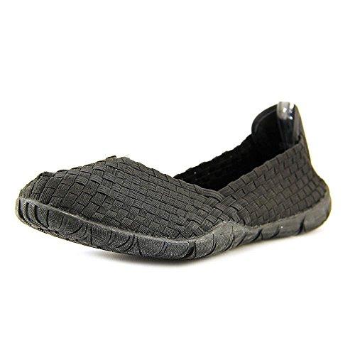 Corkys On Slip Flat black Womens 11 Shoe Sidewalk edBoCxr