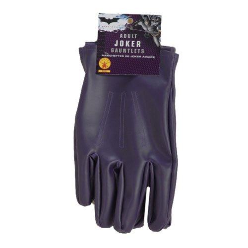 The Joker Purple Men's Gloves Costume ()