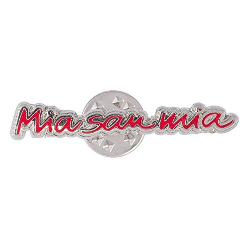 PIN 3ER SET Trikotdesign Wiesn Silhouette Miasanmia Schriftzug FC Bayern München