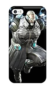 Hot Fashion XFVequB255nPdjV Design Case Cover For Iphone 5/5s Protective Case (anarchy Reigns Warrior Sci-fi Anime )
