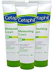 Cetaphil Moisturizing Cream for Very Dry, Sensitive Skin, Extra Strength, Fragrance Free