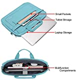 MOSISO Laptop Shoulder Bag Compatible with 13-13.3
