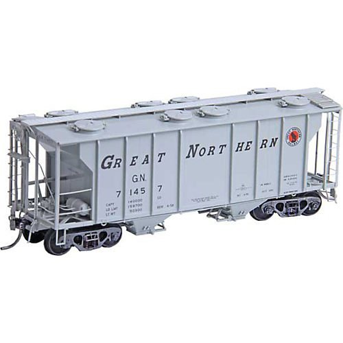 Used, HO PS-2 2-Bay Covered Hopper, GN #71504 for sale  Delivered anywhere in USA