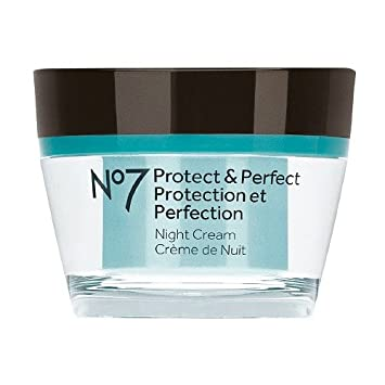 Boots No7 Protect Perfect Night Cream 50ml 1.6 fl oz.