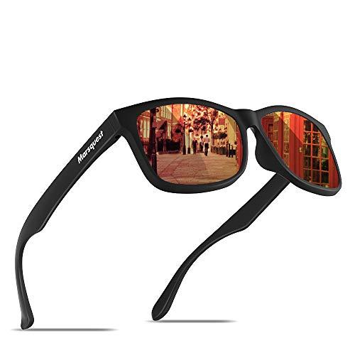 a8cfbe1e2c Mens Polarized Sunglasses - Momentum Memory Material Durable   Lightweight