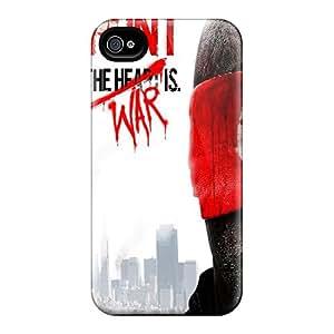 Excellent Design Homefront Phone Case For Iphone 4/4s Premium Tpu Case