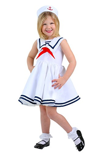 Sailor Girls Toddler Costume - 2T
