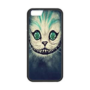 Cheshire Cat Face Case Cover For SamSung Galaxy S5 Mini Cases for GuyS Case Cover For SamSung Galaxy S5 Mini Luxury [Black]