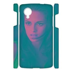 Printed Phone Case Kristen Stewart For Google Nexus 5 NC1Q01868