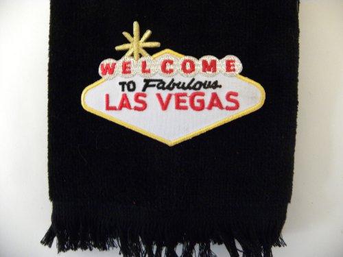 Las Vegas hand Towel