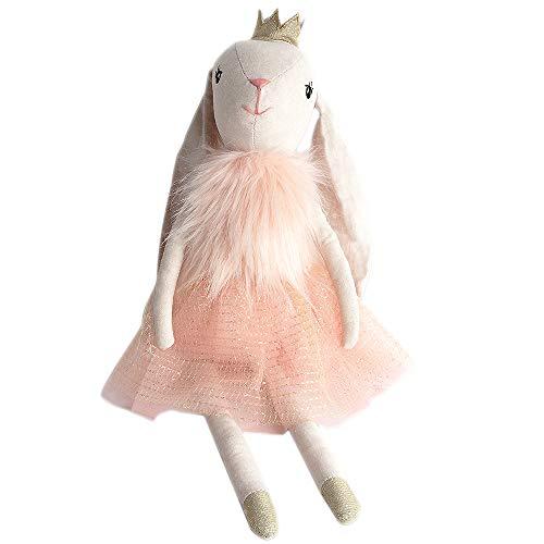 - Monami Princess Bunny Designer Plush Doll, 18