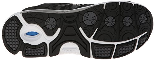 Nuovo Equilibrio Mens M3040 Ottimo Controllo Corsa Scarpa Nera