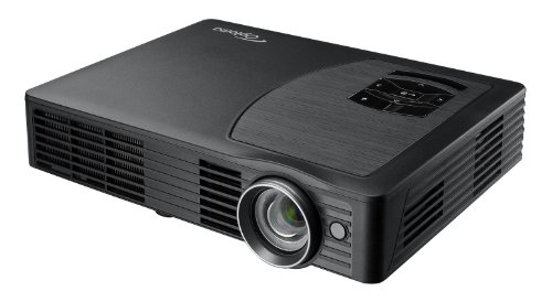 Optoma ML500, WXGA, 500 LED Lumens, Mobile Projector (Discontinued by Manufacturer) by Optoma