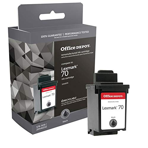 Office Depot(R) Model 70 (12A1970) Remanufactured Ink Cartridge
