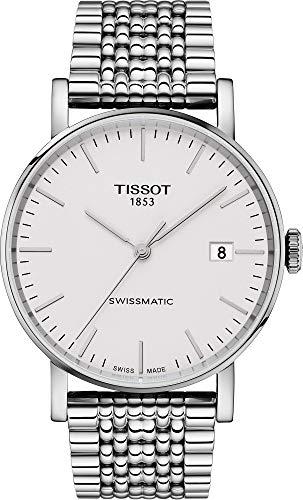 (Tissot Unisex Everytime Swissmatic - T1094071103100 Silver/Grey One Size)