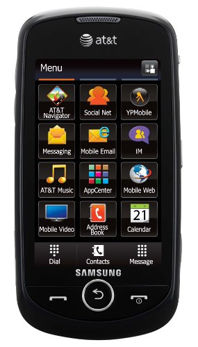 Player Mp3 Quad Samsung Band - Samsung Solstice II A817 Unlocked GSM Phone with Touchscreen + TouchWiz 2.0 UI, GPS, 2MP Camera, Video, Bluetooth, SNS Integration, MP3/MP4 Player and microSD Slot - Black