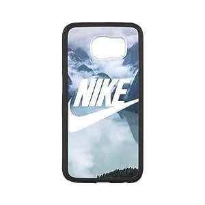 Samsung Galaxy S6 Phone Case White Nike logo AC8533743