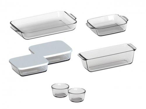 Simax-Glassware-357-Casserole-Set