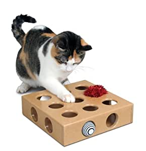 SmartCat Peek and Play Toy Box