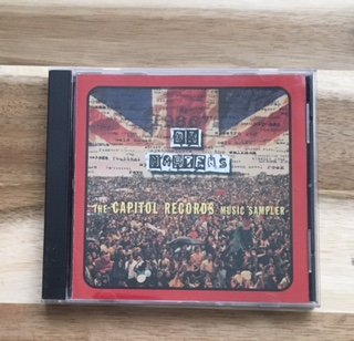 Price comparison product image Dr. Martens Capitol Records Music Sampler