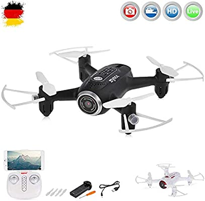 Syma X11C 4 Channel 6 Axis 2.4G RC Quadcopter With HD Camera Gyro ...