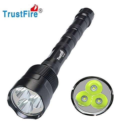 (Flashlight 100% original authentic CREE L2 update T6 high-life high brightness,high power LED.lifespan up to 100,000+ hours (Trustfire 3L2) )
