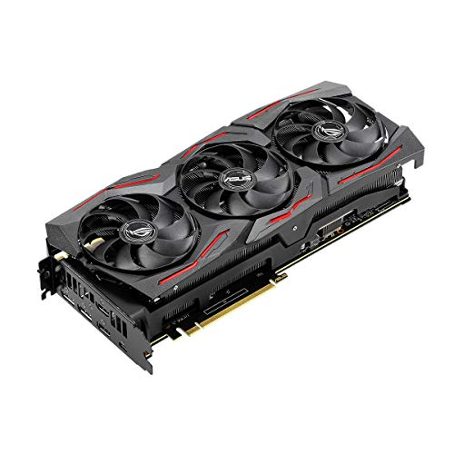 Asus ROG-STRIX-RTX2070S-O8G-GAMING, ROG Strix GeForceR RTX 2070 SUPER OC edition 8GB, Powerful cooling, Super performance boost for high refresh rates and VR gaming