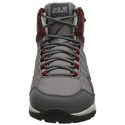 Jack Wolfskin Women's Maze Texapore Mid W Wasserdicht High Rise Hiking Shoes 2