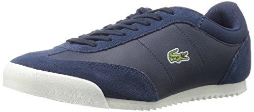 Lacoste Herre Romeau 416 1 Spm Mote Sneaker Navy
