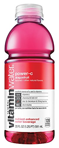 Glaceau Vitamin Water, Power-C Dragonfru - Glaceau Vitamin Water Shopping Results
